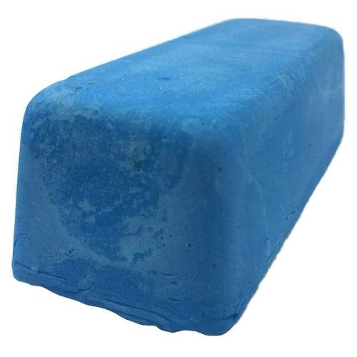 pasta polimento alto brilho em metais azul jacare 145gr 2 un