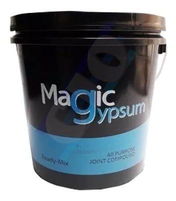 pasta profesional magic gypsum (mastique) paila. cuñete