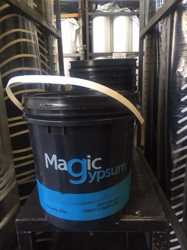pasta profesional magic gypsum (mastique) paila. oferta