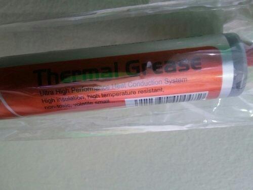 pasta termica 30 gramos   alta calidad. procesadores etc