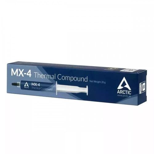 pasta termica arctic mx-4 20 gramos para gpus y procesadores