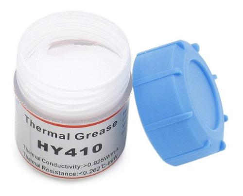 pasta termica disipadora cpu gpu 10gr hy410
