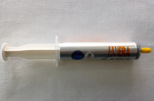 pasta termica disipadora de calor 15 y 30 gramos procesador