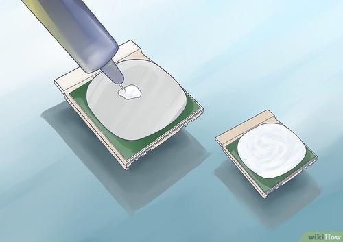 pasta termica inyectadora para cpu
