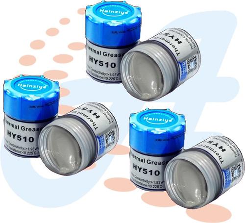 pasta termica para procesador intel amd hy 510 10g gris