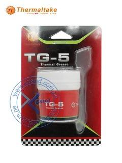 pasta térmica thermaltake tg-5, para cpu.