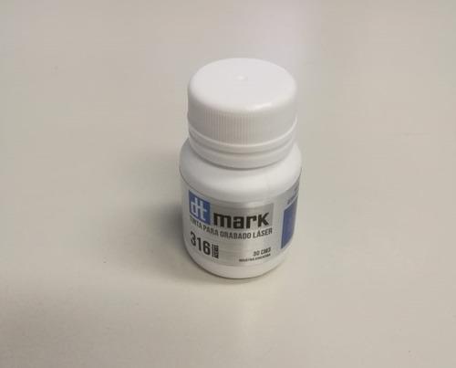 pasta tinta dtmark 30cc grabado láser metales envío rápido