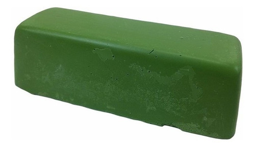 pasta verde cromo jacare 145 g massa de polimento lote 12 un