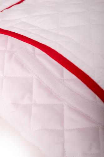 pastalinda funda para modelo extra/clásica color blanco