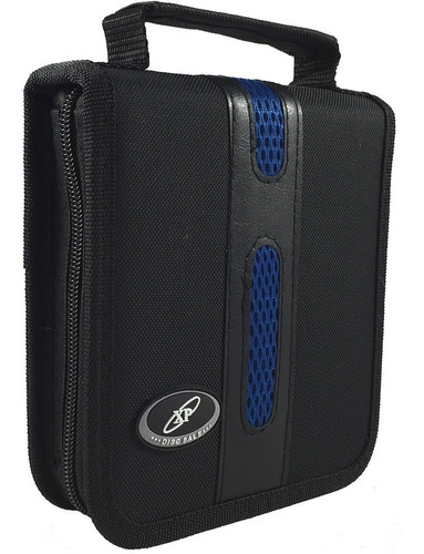 pasta/porta 256 cd/dvd/blu ray maleta