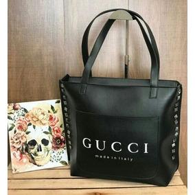 2cd4f2e771bd7 Bolsa Sacola Gucci - Bagagem e Bolsas no Mercado Livre Brasil