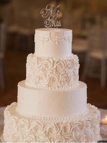pastel de bodas y 15años