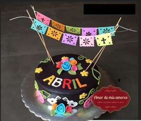 Pasteles Fontad Decoración Para Fiestas En Mercado Libre