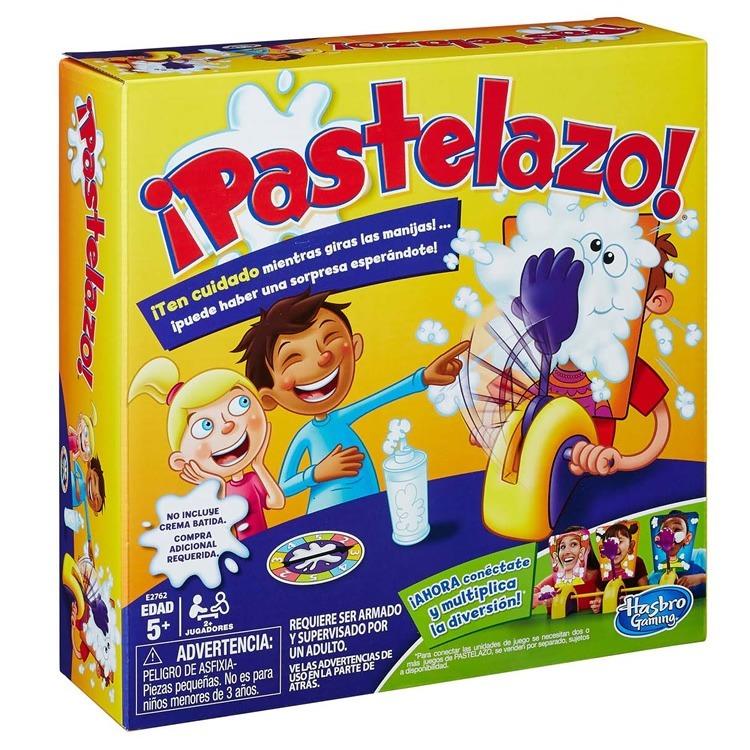 Pastelazo Juego De Mesa Hasbro Nuevo 2018 499 00 En Mercado Libre