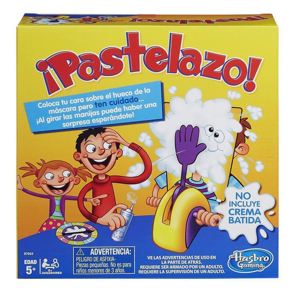 Pastelazo Original Hasbro Juego De Mesa Para Toda La Familia