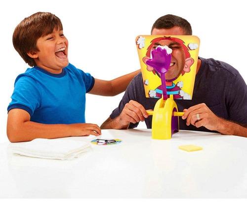 pastelazo tortazo pie face juego de mesa niños / lhua store
