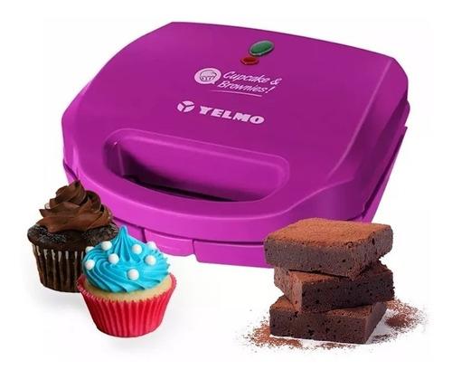 pastelera yelmo cb1100 cupcake & brownies 6-8 porciones