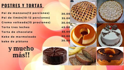 pastelería, buffet y catering d'ornella a delivery