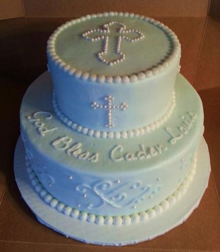 pasteles para bautizo quito