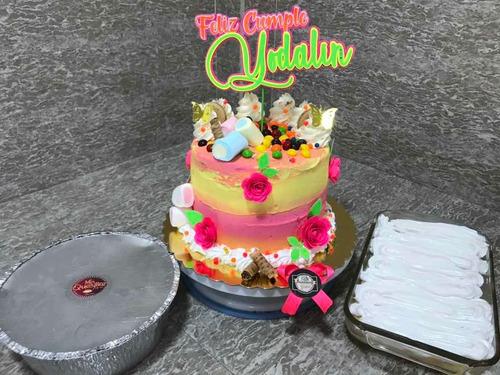 pasteles temáticos y más