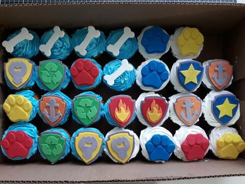 pasteles y cupcakes de fondant y betún