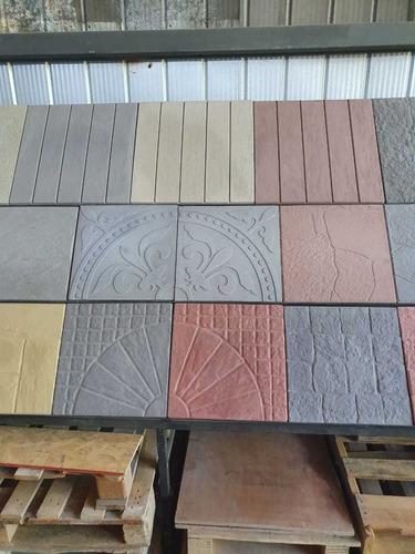 pastelones de cemento 40x40