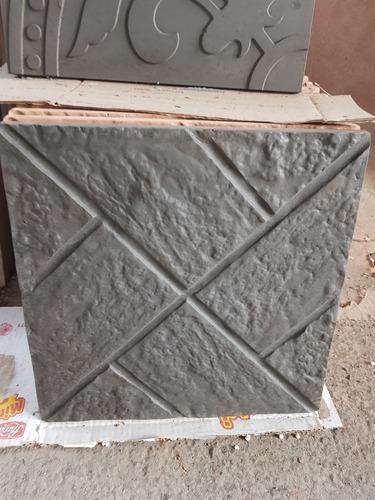 pastelones de cemento