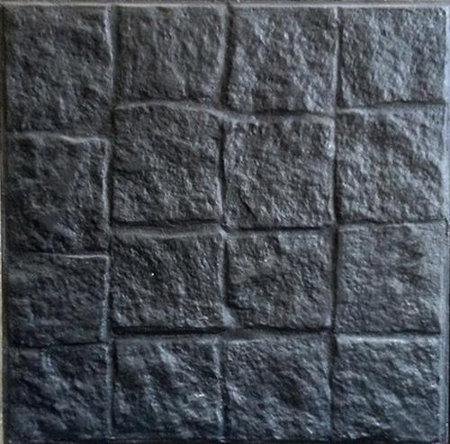 pastelones de cemento vitrificado