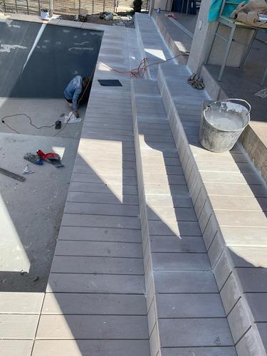pastelones  deck para terraza