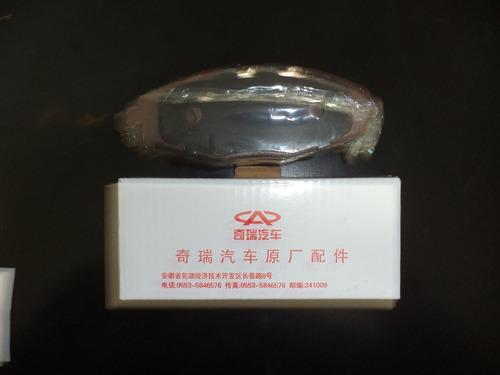 pastilas de freno chery qq originales