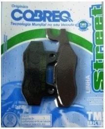 pastilha cbr 250 com abs dianteira cobreq linha street n940