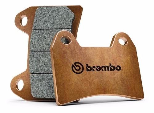 pastilha de freio brembo racing sinterizada bmw s1000 hp4