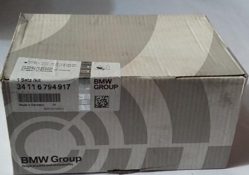 pastilha de freio diant bmw original 34116794917