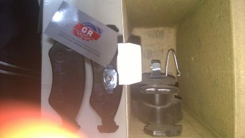 pastilha de freio diant ford fiesta/ka - p55