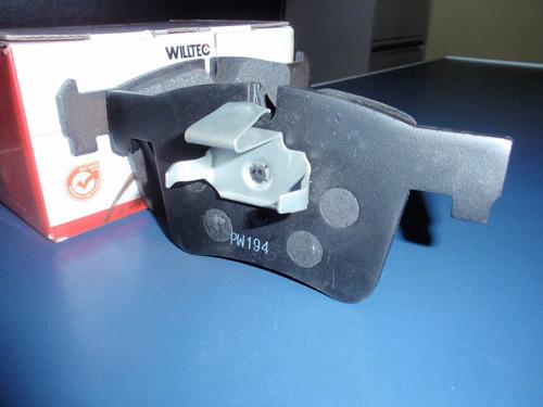 pastilha de freio dianteira bmw x3  pw194