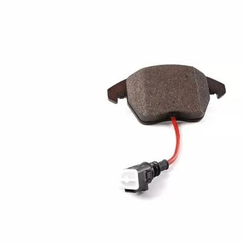 pastilha de freio dianteira c/ sensor vw jetta 2.5 fsi 10/12