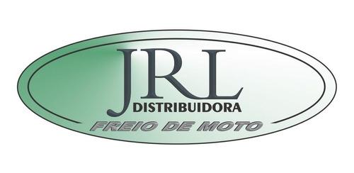 pastilha de freio dianteira hd xl 1200 c custom ano 2014--16