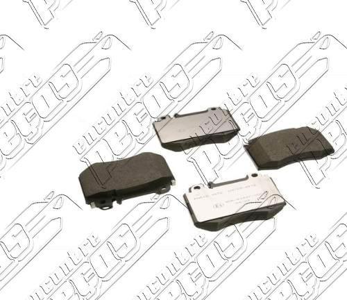 pastilha de freio dianteira mercedes e430 1997 a 2002