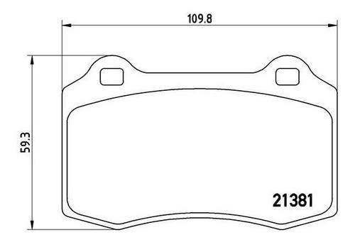 pastilha de freio dianteira + traseira camaro ss  v8 2014