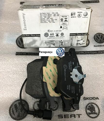 pastilha de freio economy jzz-698151-ac/original vw