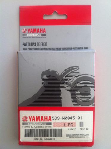 pastilha de freio fazer 150 crypton 115 original yamaha