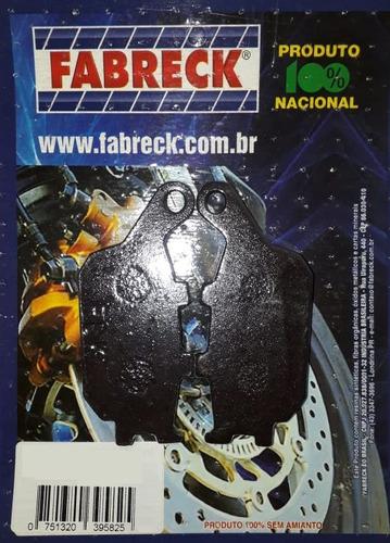pastilha de freio kit completo suzuki bandit 1250 ano 07-14
