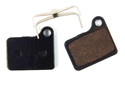 pastilha de freio kombat resina para shimano deore br-m555