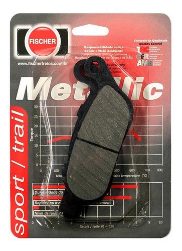 pastilha de freio t. fischer harley heritage softail classic