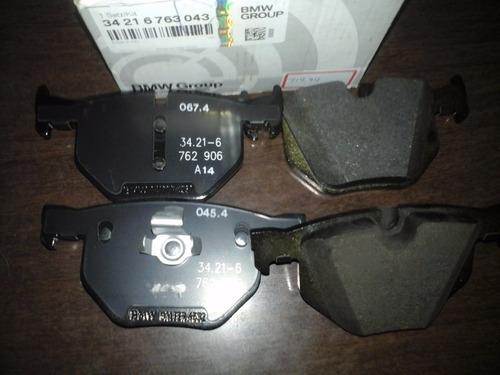 pastilha de freio tras bmw serie 5 e60 original 34216763043