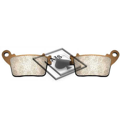 pastilha de freio traseira cbr 600 rr sintetica hh 2013