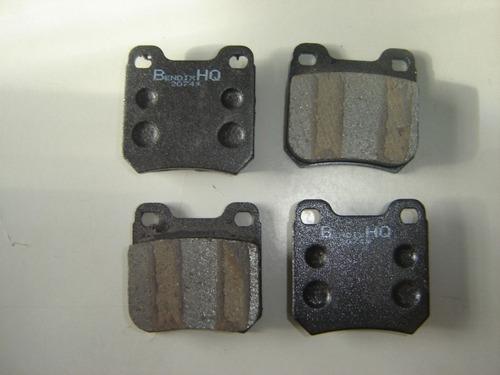 pastilha de freio traseira gm suprema / omega /astra hq-2040