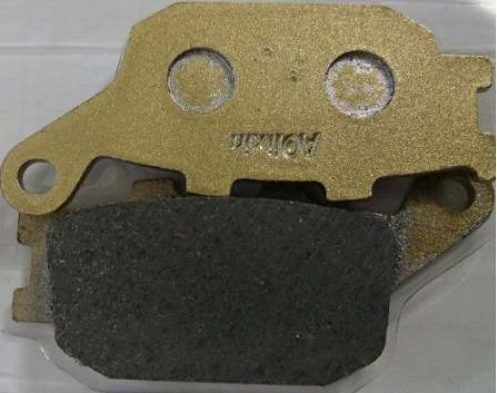 pastilha de freio traseira honda xr250 nx400 falcon