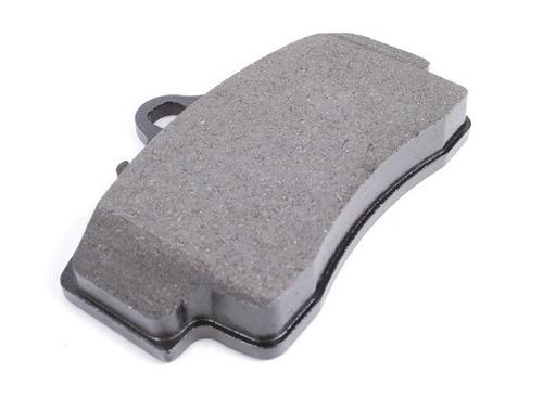pastilha de freio traseira porsche boxster 2.7 1999 a 2010