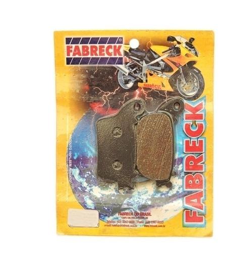 pastilha de freio traseira suzuki gsxr1000 de 2009 em diante
